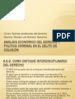 Análisis económico del derecho y política criminal