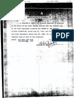 Zabel Picower Application 1989