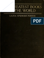 The Greatest Books in the World ; Interpretive Studies (Laura Spencer Portor, 1913)