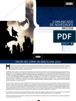 Novedades ECC Mayo 2014