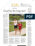Barefoot running | Fitness | The Dallas Morning News