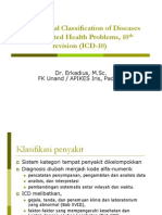 ICD X
