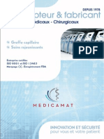 FR - Brochure d'entreprise MEDICAMAT
