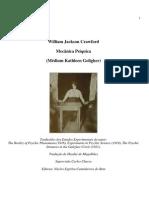 Mecânica Psíquica (psicografia Kathleen Goligher - espírito William Jackson Crawford)