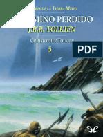 [Legendarium] [Historia de La Tierra Media 05] Tolkien, J. R. R. - El Camino Perdido [12398] (r1.0)