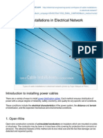 Electrical-Engineering-portal.com-Types of Cable Installations in Electrical Network