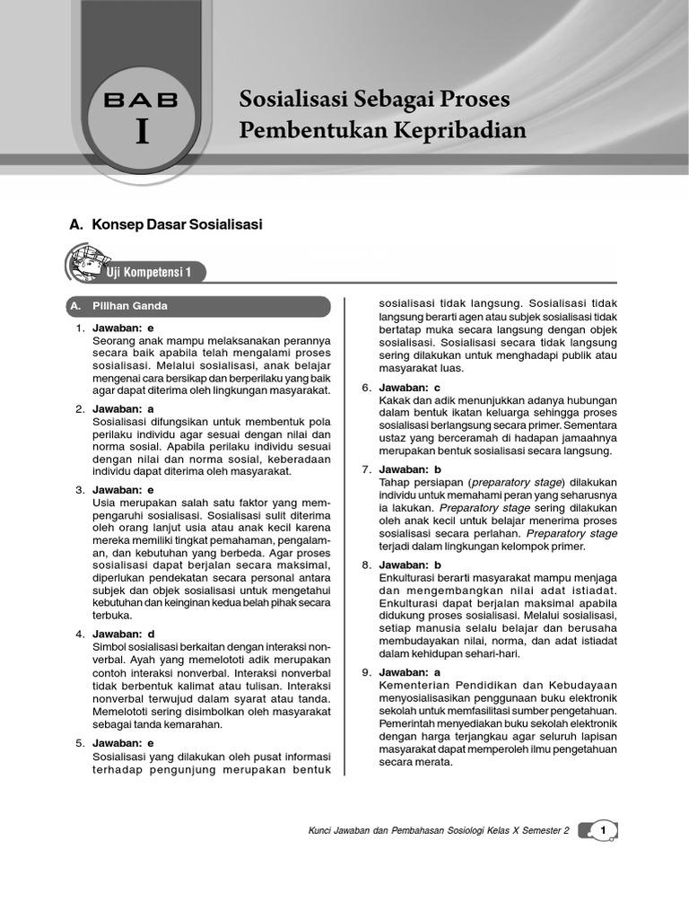 Kunci Jawaban Lks Sejarah Indonesia Kelas 10 Semester 2 Kurikulum 2013 Guru Galeri