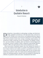Introduction to Qualitative Research-Merriam 2002