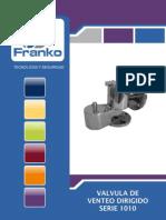 Válvula De Alivio De Presión Dirigida Y Vacío FRANKO