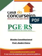 Apostila PGE DireitoConstitucional AndreVieira