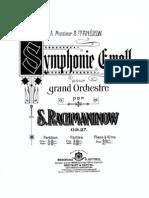 Rachmaninov  Symphony n.2