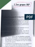 Los grupos IAP de López-Promoción Cultural