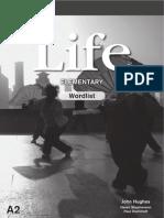 Life Elementary Wordlist