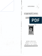 Ciro Truhelka - Starokrscanska Arheologija - 1931.