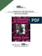 Zweig, Stefan - La Conquista de Bizancio