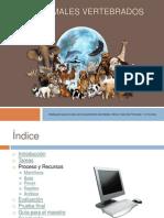 Webquest - Los Animales Vertebrados
