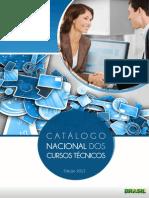 CATÁLOGO NACIONAL DE CURSOS TÉCNICOS CNCT