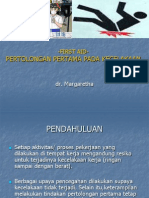 Presentasi First Aid