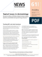 Topical Issues in Dermatology