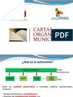 4. Cartas Organicas (Mag)