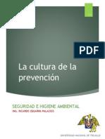 INFORME__LA CULTURA DE LA PREVENCIÓN