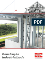 Construção Industrializada LSF Brasilit