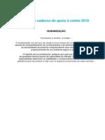 Caderno Coleta de Exames Laboratoriais