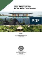 Ragam Arsitektur Berdasarkan Iklim & Tempat | Revisi