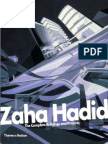ZAHA HADID - The Complete Building & Projects