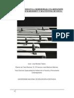 EL AUTORITARISMO EN LA MODERNIDAD(José Morales Fabero)