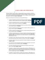 Datos Para Estrategias Fiscales