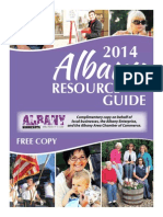 2014 Albany Resource Guide