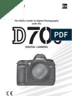 Manual for Nikon D70S