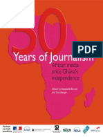 50years of African Journalism
