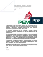 Empresas Petroleras Cerro Azul