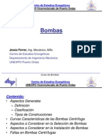 Presentación de Bombas