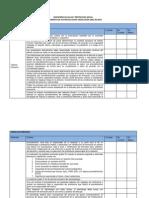 Instrumento De Autoevaluacion Resolución 1441 de 2013