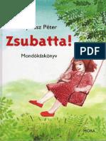 Zsubatta - Mondókáskönyv