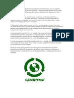 O Greenpeace é uma Ong