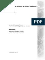 santana de parnaiba habitação pdf