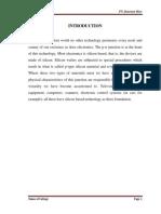 PN Junction Bios seminar report