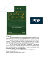 A Ciência Secreta - Volume 3 (Rev) - Henri Durville