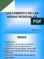 Presentacion Tratamiento de Las Aguas Residuales