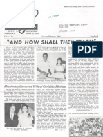 Sanders LDavid Ruth 1964 Brazil