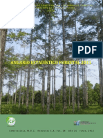 Anuario Estadístico Forestal 2011