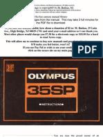 Olympus 35SP