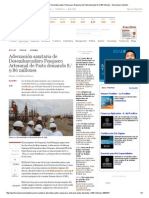 Adecuación sanitaria de Desembarcadero Pesquero Artesanal de Paita demanda S_. 9