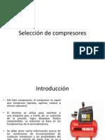 Selección de compresores