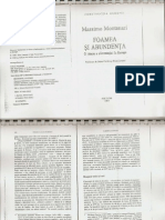 Massimo Montanari - Foamea Si Abundenta