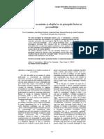 Articol 2009 Dimensiunile Accentuate Si Relatiile Lor Cu Principalii Factori Ai Personalitatii